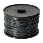 3.00mm ABS Black 3D Printer Filament